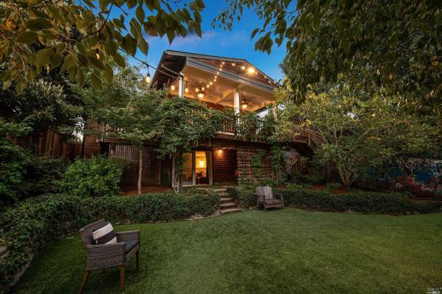 142 Calumet Avenue, San Anselmo, CA 94960 (#21924045) :: Lisa Perotti | Zephyr Real Estate