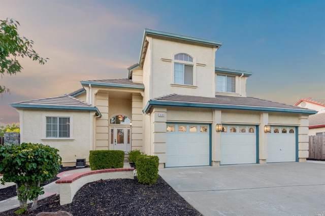 3538 Crownridge Drive, Fairfield, CA 94534 (#21924050) :: Intero Real Estate Services