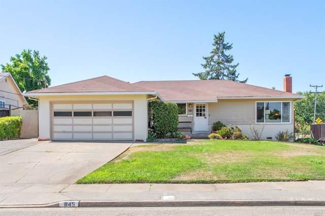 845 Rae Lane, Novato, CA 94947 (#21924053) :: Rapisarda Real Estate