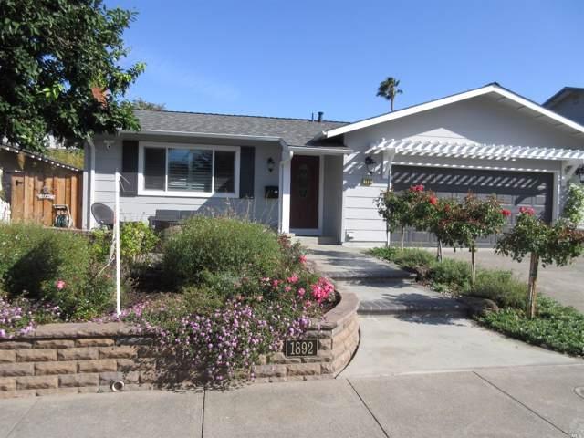 1892 Lindo Street, Benicia, CA 94510 (#21924294) :: RE/MAX GOLD