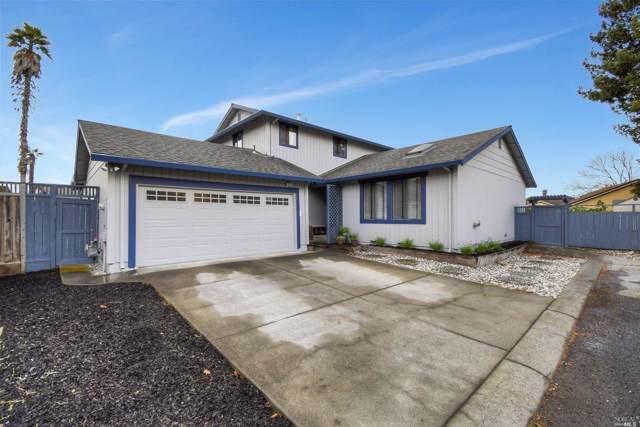 237 Rushmore Avenue, Petaluma, CA 94954 (#21924520) :: Rapisarda Real Estate