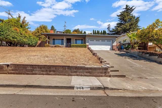 564 Henry Street, Vallejo, CA 94591 (#21924676) :: Rapisarda Real Estate
