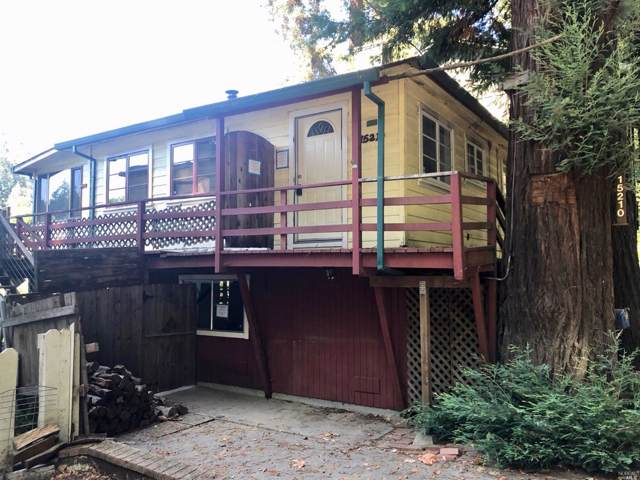 15210 Drake Road, Guerneville, CA 95446 (#21924691) :: RE/MAX GOLD
