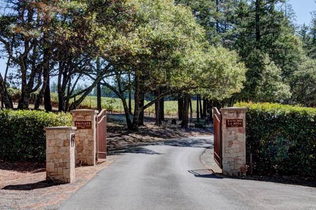 1179 Las Posadas Road, Angwin, CA 94508 (#21924733) :: Intero Real Estate Services