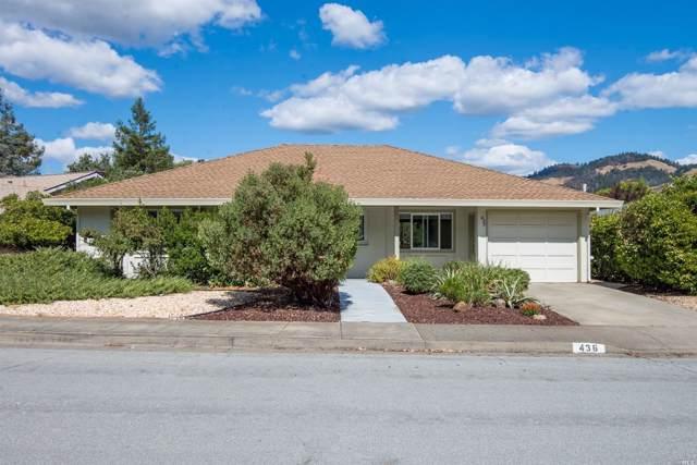 436 Deerfield Circle, Santa Rosa, CA 95409 (#21924756) :: W Real Estate | Luxury Team