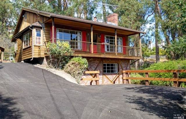 22 Bay Vista Drive, Mill Valley, CA 94941 (#21925213) :: Lisa Perotti | Zephyr Real Estate