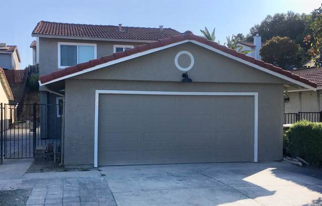 128 Grubstake Place, Vallejo, CA 94591 (#21925548) :: RE/MAX GOLD