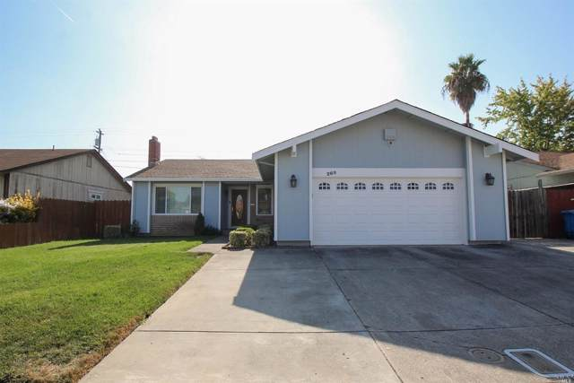 260 Evelyn Circle, Vallejo, CA 94589 (#21925557) :: Lisa Perotti | Zephyr Real Estate