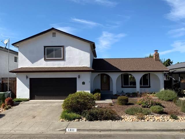 1311 Ponderosa Drive, Petaluma, CA 94954 (#21925566) :: W Real Estate   Luxury Team