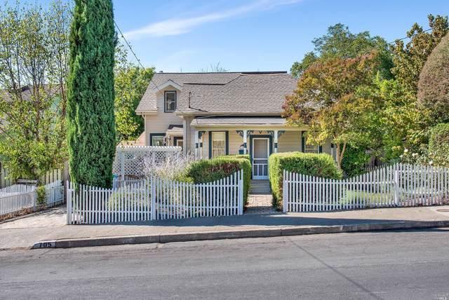 705 Brown Street, Healdsburg, CA 95448 (#21925582) :: RE/MAX GOLD