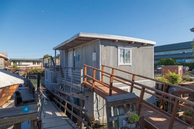 2 Main Dock, Sausalito, CA 94965 (#21926168) :: Intero Real Estate Services
