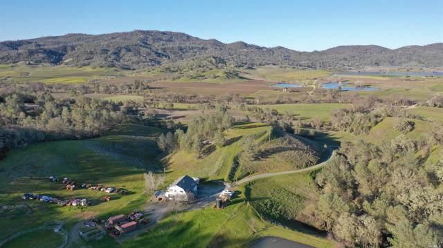 0 Barnett Road, Pope Valley, CA 94567 (#21926227) :: Team O'Brien Real Estate