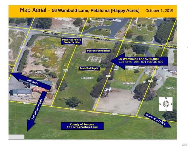 56 Wambold Lane, Petaluma, CA 94952 (#21926436) :: Lisa Perotti | Zephyr Real Estate