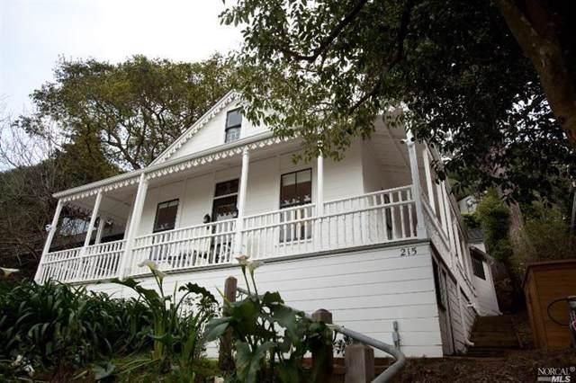 215 South Street, Sausalito, CA 94965 (#21926453) :: Lisa Perotti | Zephyr Real Estate