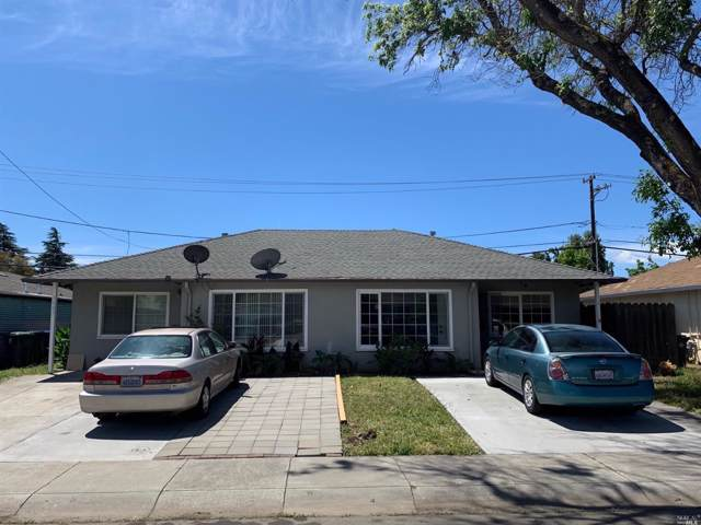 1807-1809 Indiana Street, Fairfield, CA 94533 (#21926574) :: Coldwell Banker Kappel Gateway