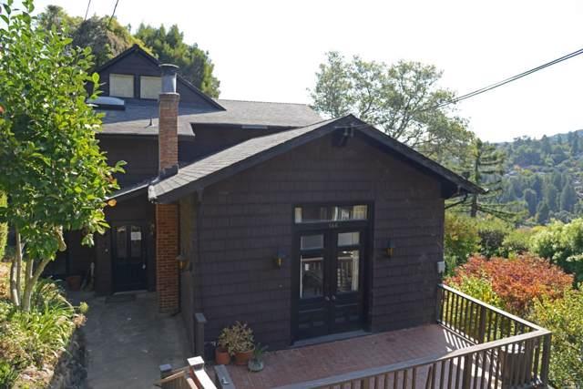 144 Hillside Avenue, Mill Valley, CA 94941 (#21926603) :: Rapisarda Real Estate