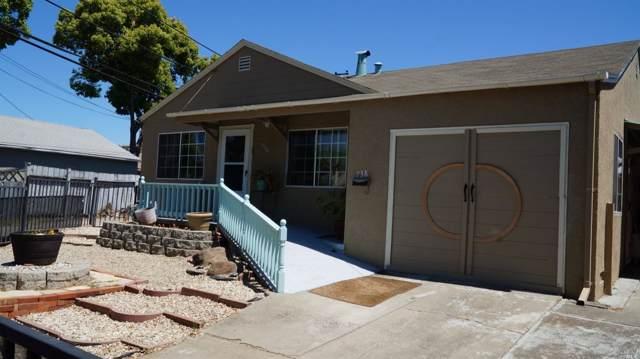 738 Oakwood Avenue, Vallejo, CA 94591 (#21926690) :: Rapisarda Real Estate
