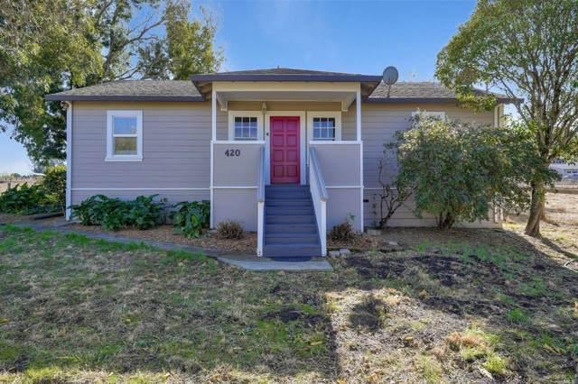 420 W Railroad Avenue, Cotati, CA 94931 (#21926730) :: Lisa Perotti | Zephyr Real Estate