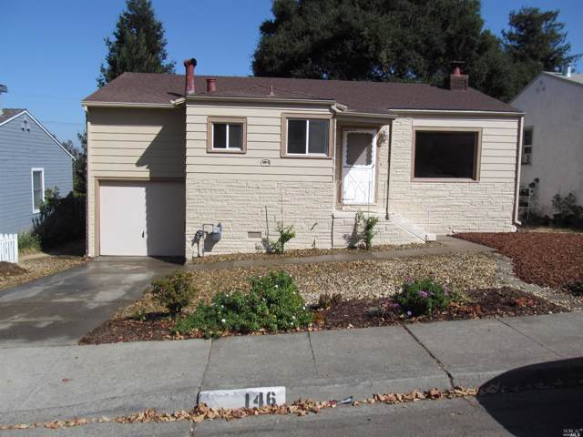 146 Hill Drive, Vallejo, CA 94590 (#21926806) :: Team O'Brien Real Estate