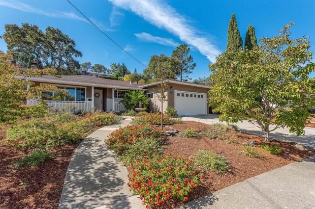 618 Tanbark Terrace, San Rafael, CA 94903 (#21926864) :: Rapisarda Real Estate