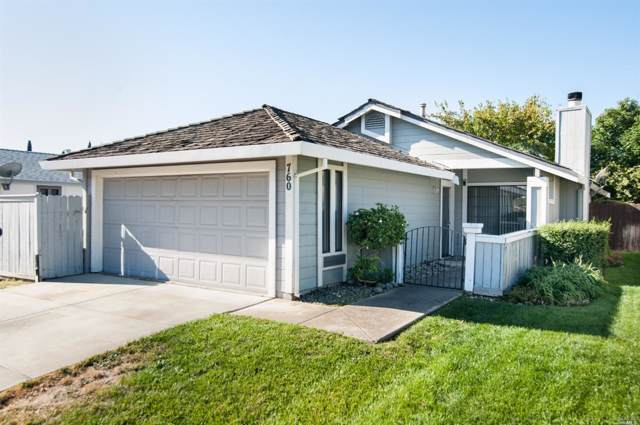 760 Peregrine Way, Vacaville, CA 95687 (#21926961) :: Rapisarda Real Estate