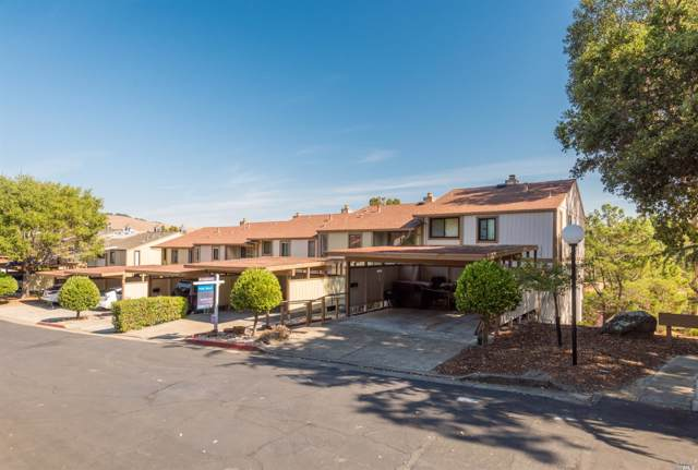 221 Sylvia Way, San Rafael, CA 94903 (#21926972) :: Rapisarda Real Estate
