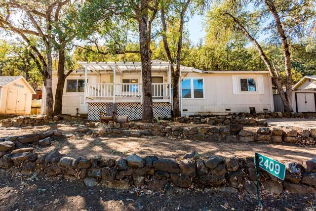 2409 Stagecoach Canyon Road, Pope Valley, CA 94567 (#21927070) :: Team O'Brien Real Estate