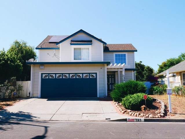 185 Spinnaker Way, Vallejo, CA 94590 (#21927110) :: Team O'Brien Real Estate