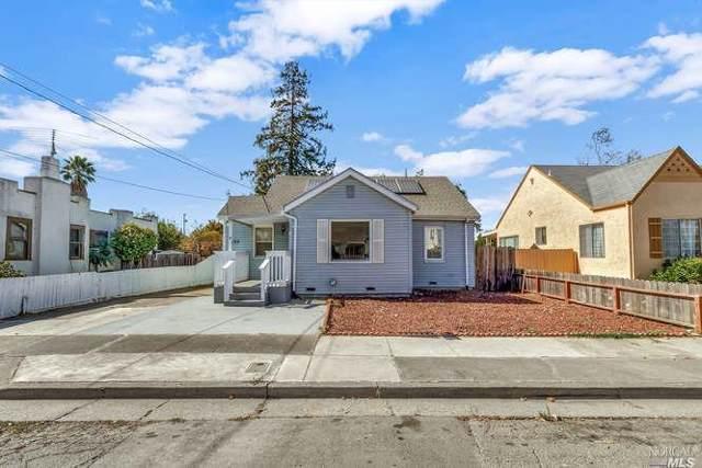 135 Gleason Avenue, Vallejo, CA 94590 (#21927137) :: Rapisarda Real Estate
