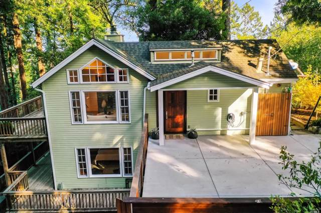 46 Washington Park Avenue, Mill Valley, CA 94941 (#21927159) :: Lisa Perotti | Zephyr Real Estate