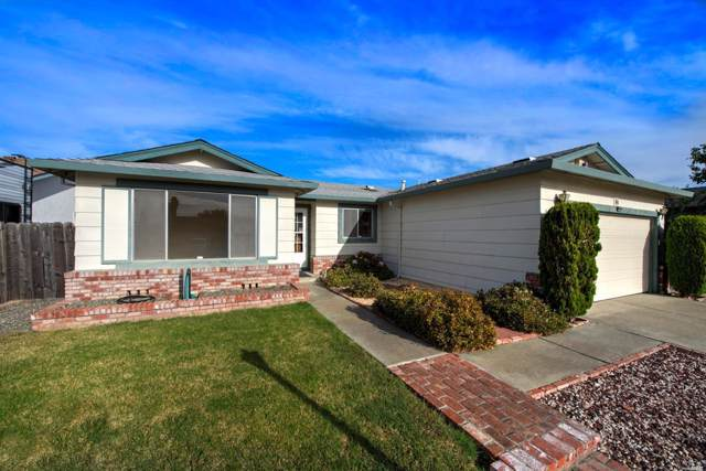 64 Alexander Way, Suisun City, CA 94585 (#21927450) :: Rapisarda Real Estate