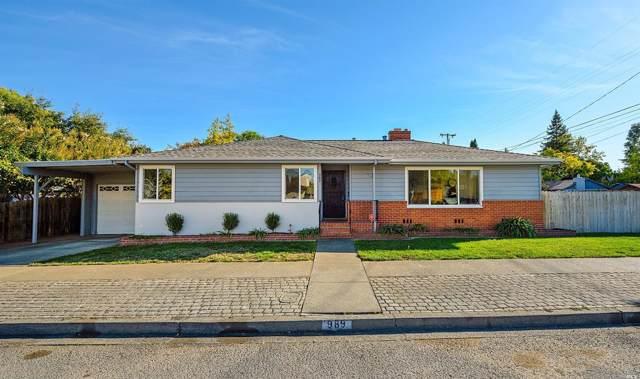 989 Central Avenue, Napa, CA 94558 (#21927461) :: Intero Real Estate Services