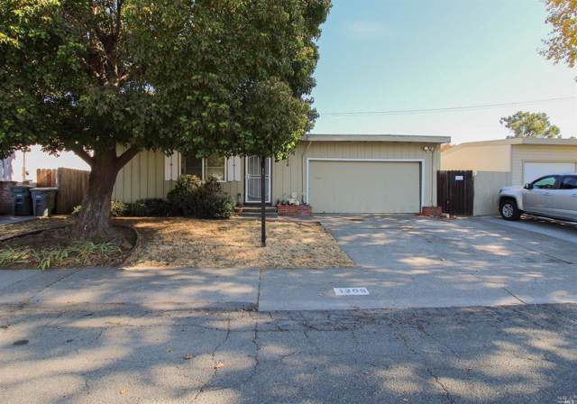 1306 Delwood Street, Vallejo, CA 94591 (#21927619) :: Rapisarda Real Estate