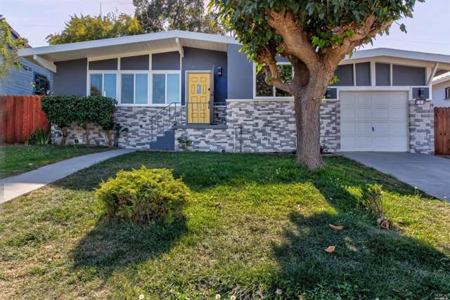 119 Hill Drive, Vallejo, CA 94590 (#21927671) :: Team O'Brien Real Estate