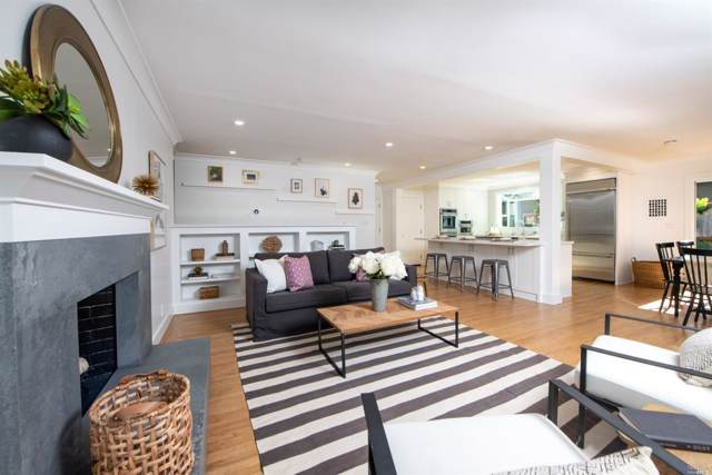 18 Tamal Vista Boulevard, Corte Madera, CA 94925 (#21927927) :: Team O'Brien Real Estate