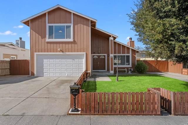 604 Fulmar Drive, Suisun City, CA 94585 (#21927948) :: Rapisarda Real Estate