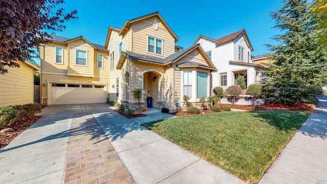 1719 Saint Anthony Way, Santa Rosa, CA 95404 (#21927966) :: Rapisarda Real Estate