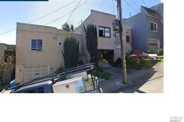 123 Stillings Avenue, San Francisco, CA 94131 (#21928001) :: Team O'Brien Real Estate
