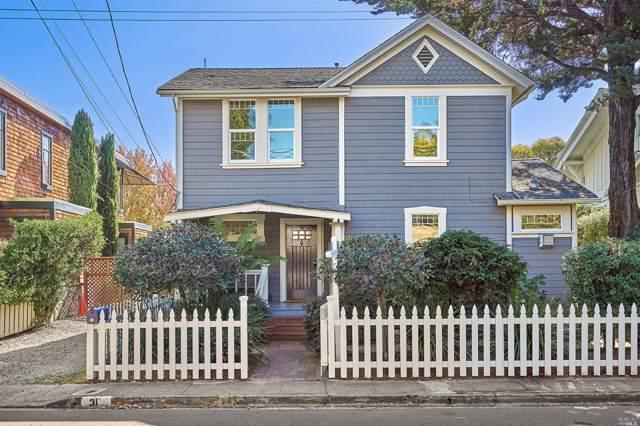31 Magnolia Avenue, San Anselmo, CA 94960 (#21928081) :: Lisa Perotti | Zephyr Real Estate