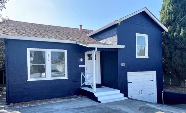 509 Nebraska Street, Vallejo, CA 94590 (#21928232) :: Rapisarda Real Estate