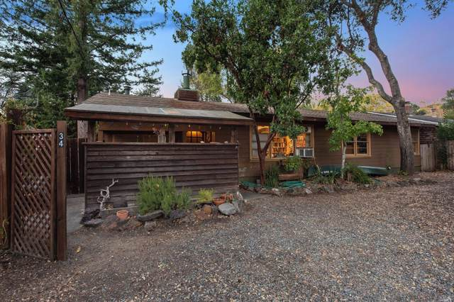 34 Crescent Drive, Woodacre, CA 94973 (#21928264) :: Team O'Brien Real Estate