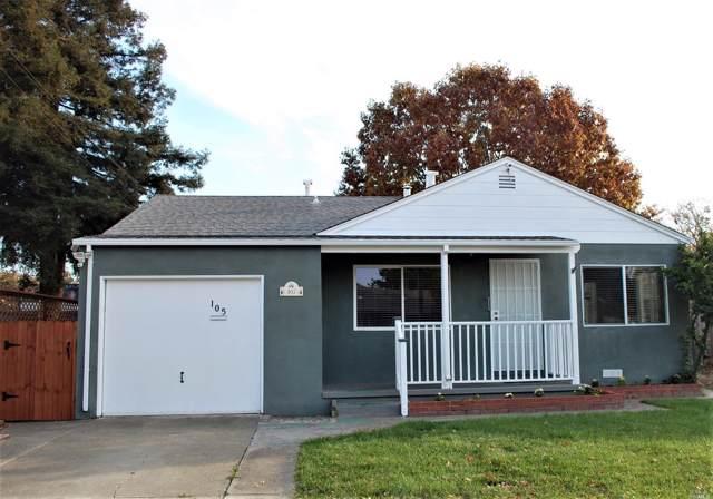 105 Granville Avenue, Vallejo, CA 94591 (#21928460) :: Rapisarda Real Estate