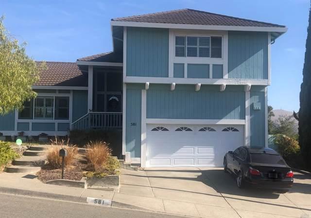 581 Birkdale Drive, Vallejo, CA 94591 (#21928463) :: Rapisarda Real Estate
