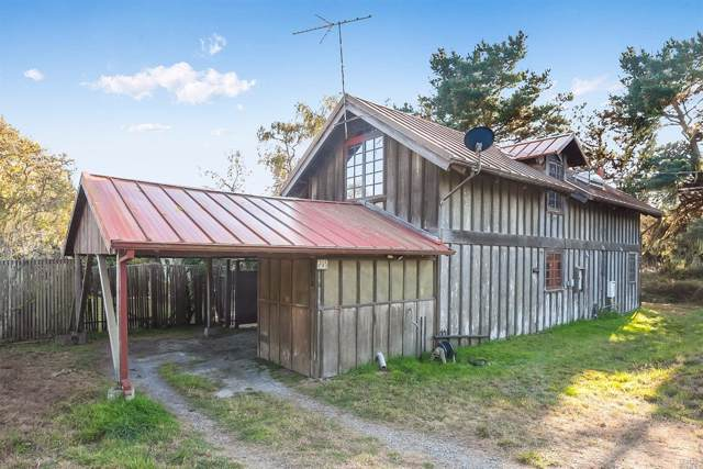 205 Larch Road, Bolinas, CA 94924 (#21928546) :: Rapisarda Real Estate