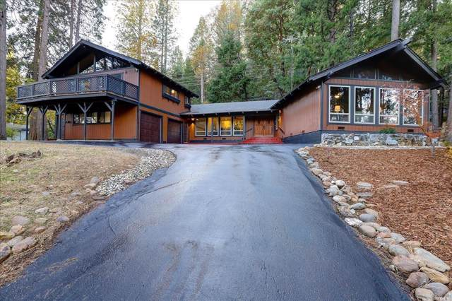 11822 Brunswick Pines Road, Grass Valley, CA 95945 (#21928565) :: Team O'Brien Real Estate