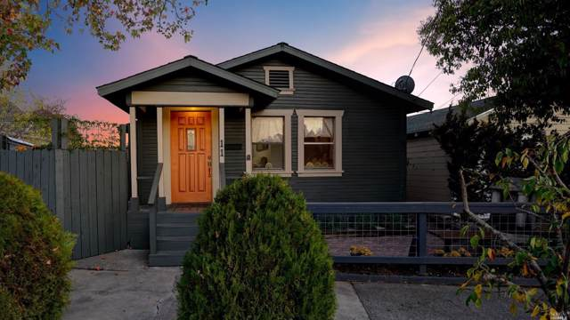 11 Hayes Avenue, Petaluma, CA 94952 (#21928601) :: Rapisarda Real Estate