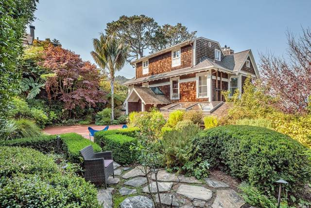 108 Spencer Avenue, Sausalito, CA 94965 (#21928650) :: Team O'Brien Real Estate
