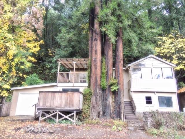 14996 Foothill Boulevard, Guerneville, CA 95446 (#21928657) :: Intero Real Estate Services