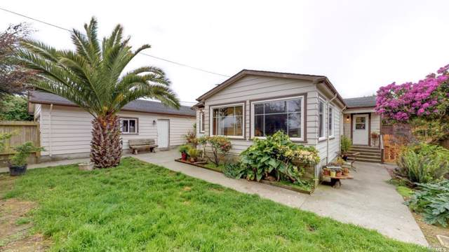 36 Rosemary Avenue, Ferndale, CA 95536 (#21928686) :: RE/MAX GOLD