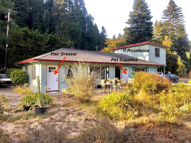 15250 River Road, Guerneville, CA 95446 (#21928857) :: RE/MAX GOLD
